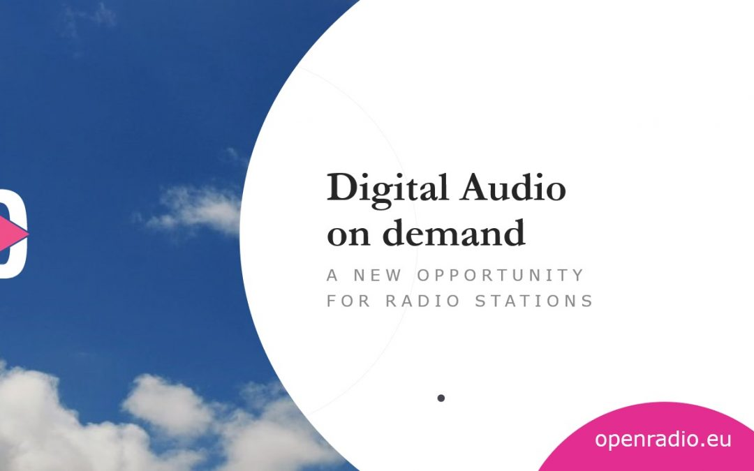 Monetize radio shows as podcasts! Watch this video.