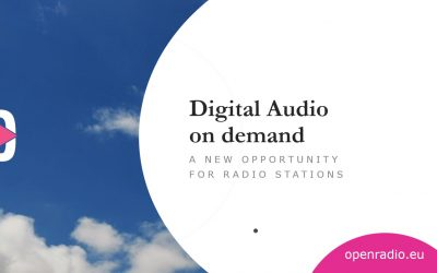 Monetize radio shows as podcasts! Watch the video.