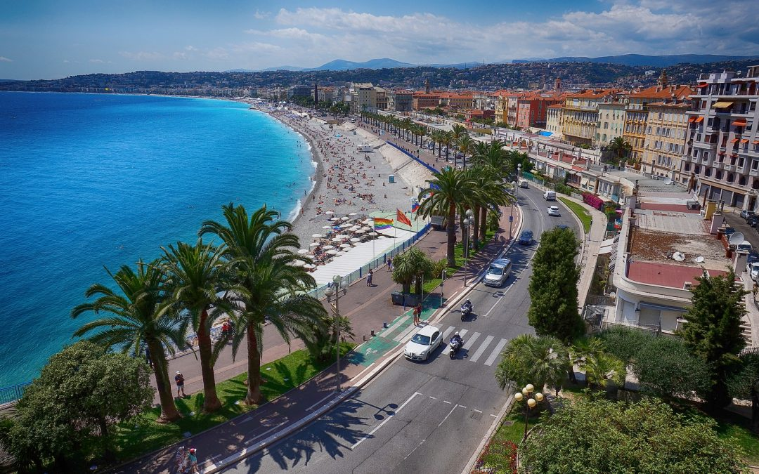 Open Radio presented on the French Riviera